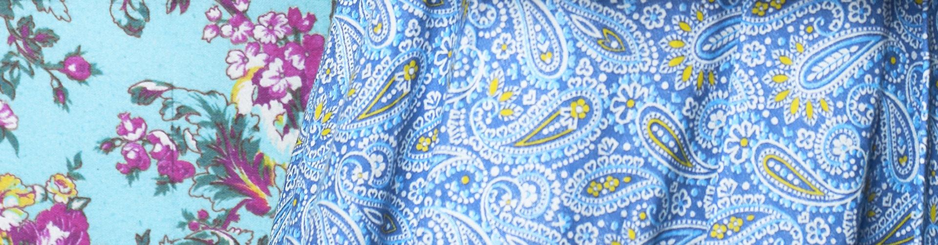 Printed FabricPrinted Fabric